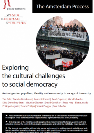 Exploring the cultural challenges to social democracy
