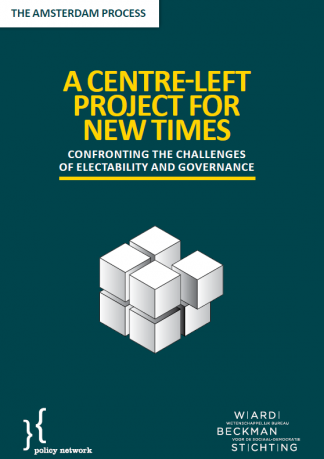 A CENTRE-LEFT PROJECT FOR NEW TIMES